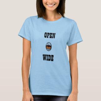 OPEN WIDE T-Shirt