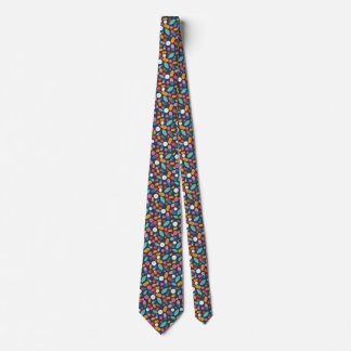 Open Wide tie