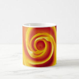Open Yellow Rose Favor Mug (1)