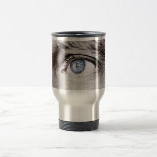 Open Your Eye travel mug