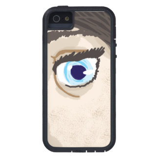 Open your Eyes Case For iPhone SE/5/5s