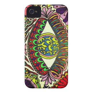 Open Your Eyes iPhone 4 Case