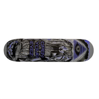 Open Your Eyes - Isis Custom Skate Board