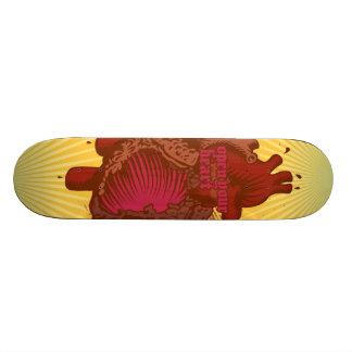 Open Your Heart Skateboard