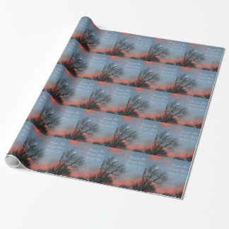 Open your Mind, Heart & Eyes / Inspiration Wrapping Paper
