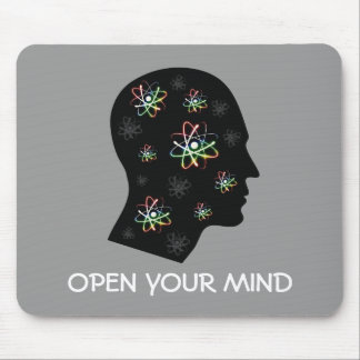 Open Your Mind - mousepad