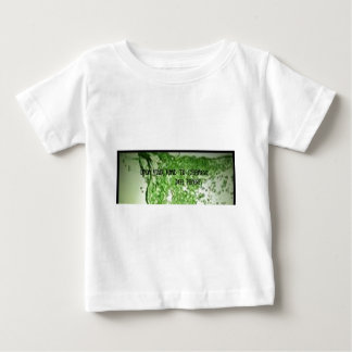 OPEN YOUR MIND TO CHANGE BABY T-Shirt