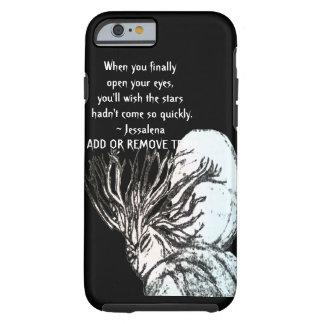 Open Your Mind~ Tough iPhone 6 Case