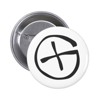 Opencaching Pinback Button