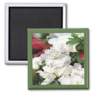Opened Flowers Magnet