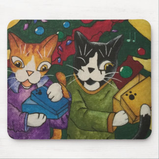 Opened Presents Mouse Pad