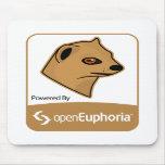 openEuphoria-accionar-por-mousepad Tapete De Ratón