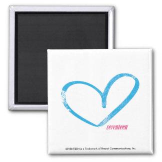OpenHeart Aqua Magnet
