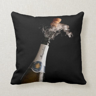 Opening Champagne Pillows