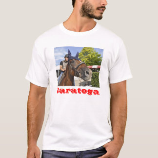 Opening day at Saratoga 150 T-Shirt