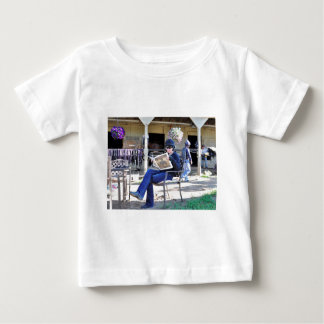 Opening Day at Saratoga Baby T-Shirt