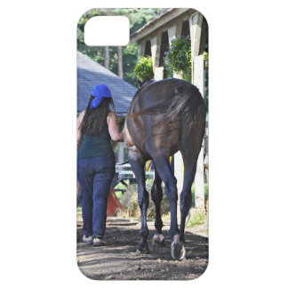 Opening Day at Saratoga iPhone SE/5/5s Case