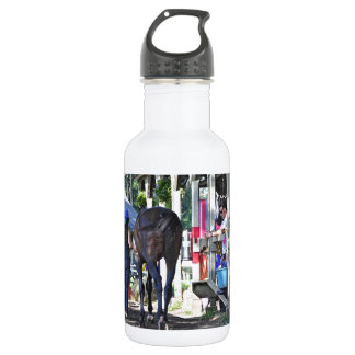 Opening Day at Saratoga Water Bottle