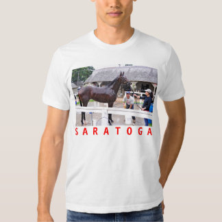 Opening Day at the Saratoga T-shirt