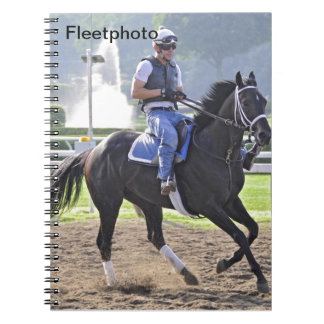 Opening Day at the Spa Notebook