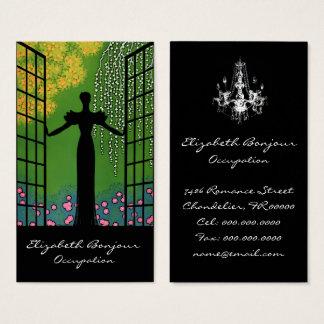 Opening Doors - Business Card