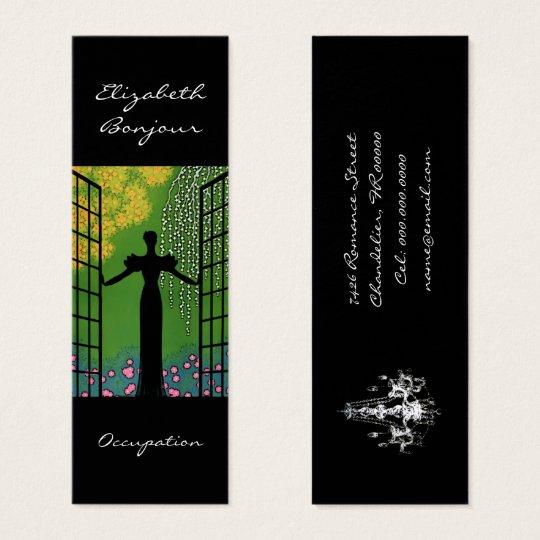 Opening Doors ~ Business Card / Calling Card