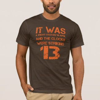 Opening Line of 1984 T Shirt