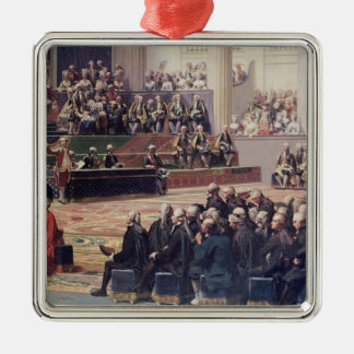Opening of the Estates General at Versailles Metal Ornament