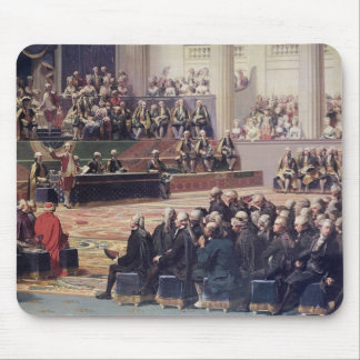 Opening of the Estates General at Versailles Mouse Pad
