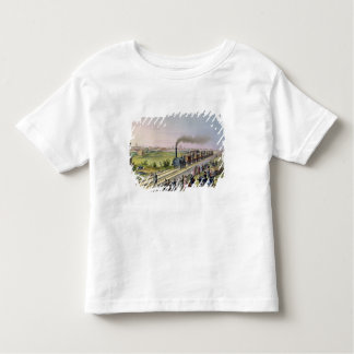 Opening of the First Railway Line Toddler T-shirt