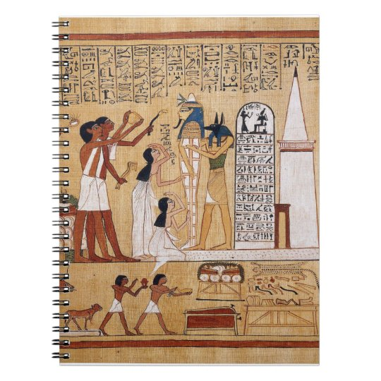 Opening of the Mouth Ceremony Book of the Dead