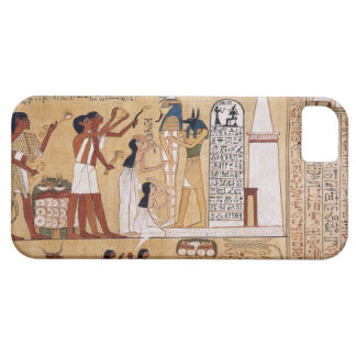 Opening of the Mouth Ceremony Book of the Dead iPhone 5 Cases