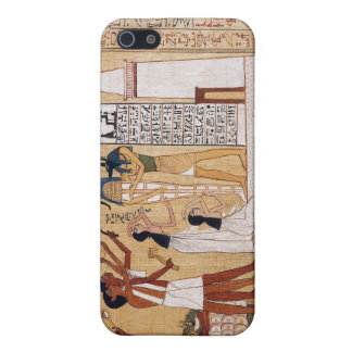 Opening of the Mouth Ceremony Book of the Dead Cover For iPhone SE/5/5s