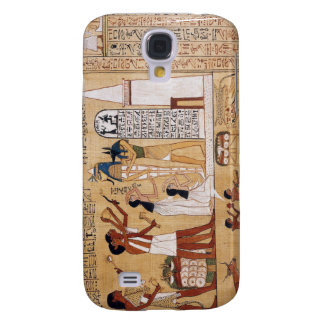 Opening of the Mouth Ceremony Book of the Dead Galaxy S4 Cover