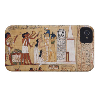 Opening of the Mouth Ceremony Book of the Dead iPhone 4 Case-Mate Case