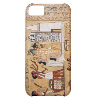 Opening of the Mouth Ceremony Book of the Dead iPhone 5C Cover