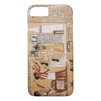 Opening of the Mouth Ceremony Book of the Dead iPhone 8/7 Case