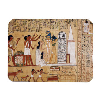 Opening of the Mouth Ceremony Book of the Dead Magnet