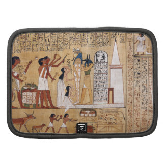 Opening of the Mouth Ceremony Book of the Dead Folio Planner