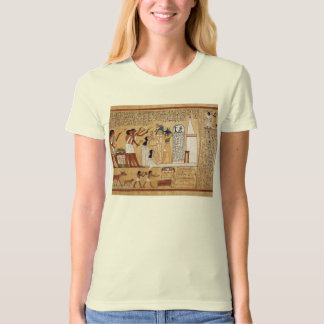 Opening of the Mouth Ceremony Book of the Dead T-Shirt