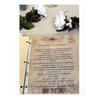 Opening Prayer Series Postcard