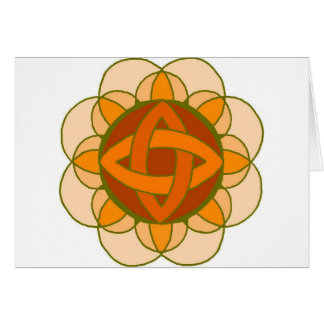"""""""Opening the Sacral Chakra"""" Note Card"""