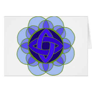 """""""Opening the Throat Chakra"""" Note Card"""