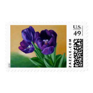 Opening to life stamp