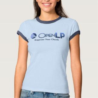 OpenLP Ladies Baby Blue T-Shirt
