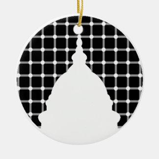 OpenSoCan Ceramic Ornament