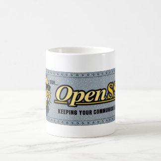 OpenSSH - Mug for sysadmins