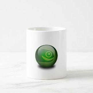 opensuse coffee mug
