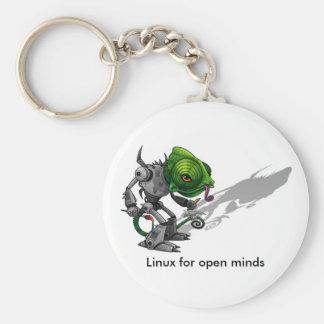 Opensuse dragoon keychain