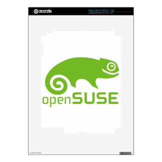 openSuzie Linux Logo Decals For The iPad 2
